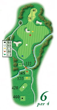 Hole 6 - Wild Creek